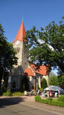 Kirche Seggebruch