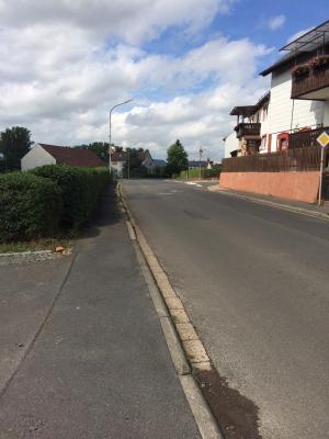 Vorschaubild zur Meldung: Aktueller Stand / Ziegenhainer Straße / Straßenbau / Sperrung