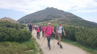 Foto zu Meldung: Familienwanderausflug Riesengebirge