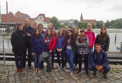 Vorschaubild zur Meldung: Gäste aus Polen
