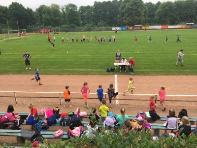 Foto zur Meldung: Unser diesjähriges Schulsportfest
