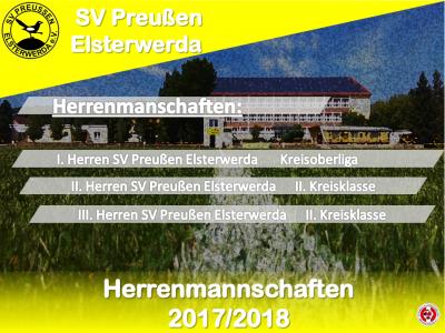 Vorschaubild zur Meldung: +++ SV Preußen startet mit 3 Mannschaften +++