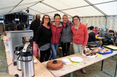 Foto zur Meldung: Stadt- & Vereinsfest 2017 – Nachmittag