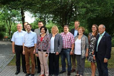 Foto zur Meldung: Regionalentwicklung im Landkreis Schwandorf mitgestalten