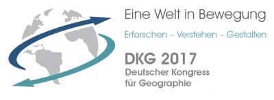 Foto zur Meldung: Teilnahme der Geschäftsstelle Städtedreieck am Deutschen Kongress für Geographie in Tübingen
