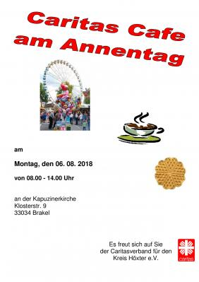 Annentags-Café