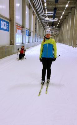 Foto zur Meldung: Wintersport für Alle – erfolgreicher Trainingstag