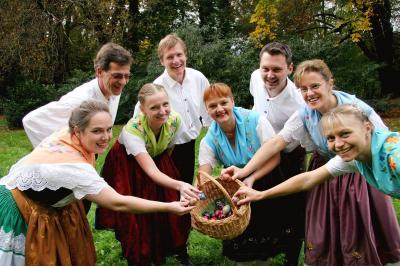 """Foto zu Meldung: Ein herzliches Willkommen zur """"17. Internationalen Folklorelawine"""""""