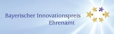 Vorschaubild zur Meldung: Bayerischer Innovationspreis Ehrenamt 2018