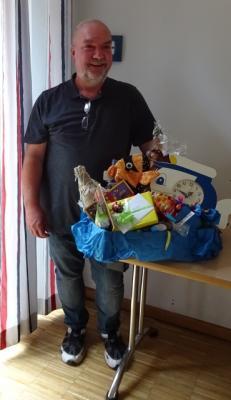 Foto zur Meldung: 30 Jahre Hausmeister zwischen Langelohe und Binsenweg