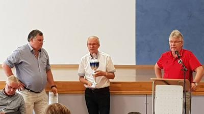 Vorschaubild zur Meldung: Der Vorstand in Kienbaum zur Staffeltagung des NOFV