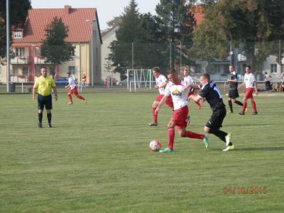 Foto zu Meldung: 17. Spieltag Landesliga West
