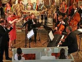 Vorschaubild zur Meldung: Wiener Flair in Hötensleber Kirche