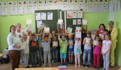 Vorschaubild zur Meldung: Aktion Lesetüte zum Schulanfang