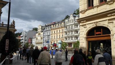 Foto zu Meldung: Ausflug der Männerturnstunde nach Karlsbad (Tschechien)