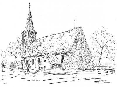 Foto zur Meldung: Vor 130 Jahren: Die vertagte Teilung des Kirchspiels