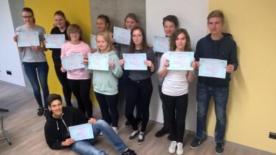 Foto zur Meldung: Wie wäre es mit einem Französisch-Diplom?