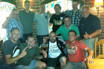 Foto zur Meldung: Brauereibesichtigung Herforder Pils