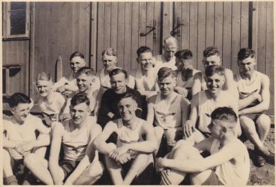 Foto zu Meldung: Vor 80 Jahren: Hitlerjugend macht Station im Raum Bornhöved