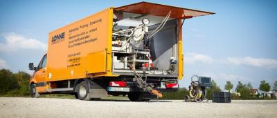 Vorschaubild zur Meldung: Kanalreinigung und optische Inspektion in Vierkirchen - derzeit im Gemeindegebiet Ramelsbach