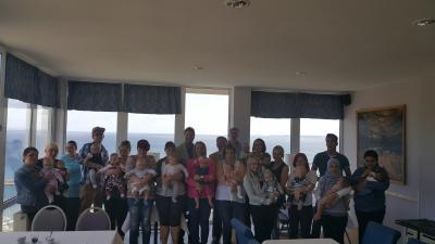 Vorschaubild zur Meldung: Dritte Veranstaltung zur Begrüßung der Neugeborenen in Sassnitz