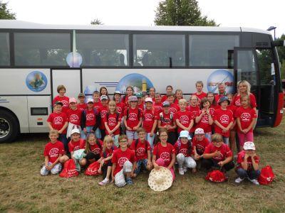 """Vorschaubild zur Meldung: Singeprojekt """"Belcantare Brandenburg – Jedes Kind kann singen"""" Auch unsere Schule war dabei!!!"""