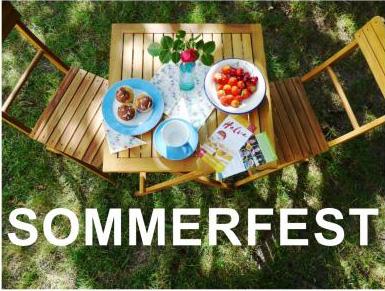 Foto zu Meldung: Sommerfest Frauentreff und Café Halva