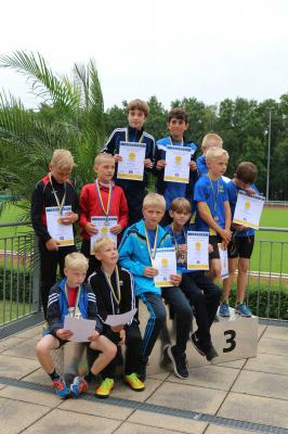 Foto zu Meldung: offene LA-Kreismeisterschaften Dahme-Spreewald