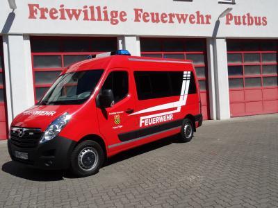 Foto zur Meldung: Neuer Mannschaftstransportwagen