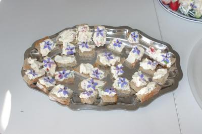 Foto zur Meldung: Gesundes Frühstück mit den Ortsbäuerinnen