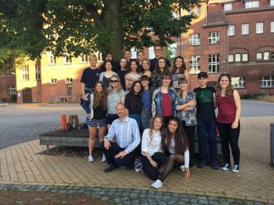 Vorschaubild zur Meldung: Polen zu Gast am von Saldern-Gymnasium