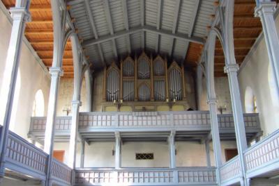 Foto zur Meldung: Die größte Orgel im Landkreis Potsdam-Mittelmark braucht Ihre Hilfe