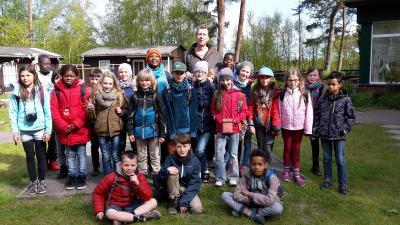 Vorschaubild zur Meldung: Klasse 4a - Klassenfahrt nach Prerow - Mai 2017