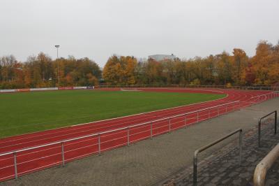 Foto zu Meldung: Umbau Stadion zum Kunstrasenplatz