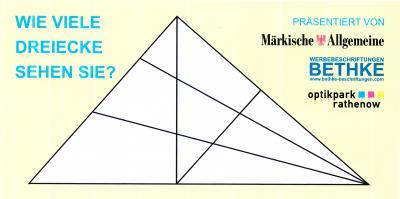 Foto zu Meldung: Das größte Rätsel in Rathenow auf zwölf Quadratmetern