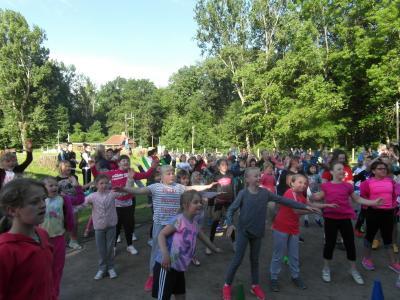 """Foto zur Meldung: Sportfest und """"Kleine Friedensfahrt"""""""