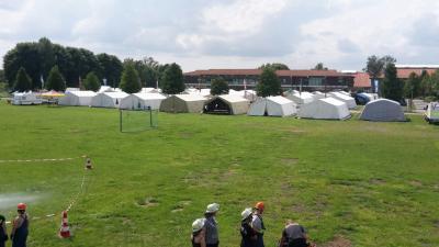 Foto zu Meldung: Kreisausbildungslager 2017, Tag 2