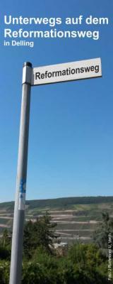 Vorschaubild zur Meldung: Unterwegs auf dem Reformationsweg in Delling