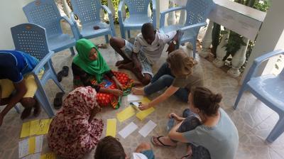 Foto zur Meldung: Vicco zum Schüleraustausch in Sansibar