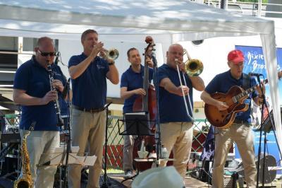 Vorschaubild zur Meldung: Jazz Frühschoppen mit den Dixie Brothers
