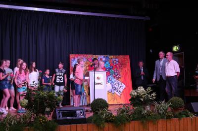 Foto zur Meldung: Letzter Schultag für Primarstufenleiter
