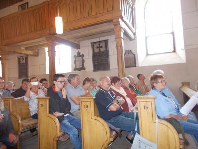 Foto zur Meldung: Gottesdienst up Platt schon im Juli