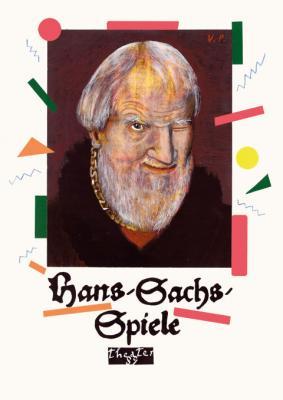 Hans-Sachs Plakat