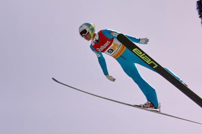 Die Weltelite der Skispringer gastiert zum Sommerskispringen in Hinterzarten - Foto: Joachim Hahne