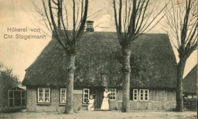 Foto zur Meldung: Vor 125 Jahren: Der Höker Nikolaus Stegelmann