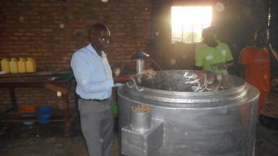 Vorschaubild zur Meldung: Der 500-Liter-Kochtopf