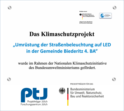 Vorschaubild zur Meldung: Umrüstung der Straßenbeleuchtung auf LED 4. BA