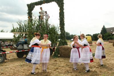 Vorschaubild zur Meldung: 20 Jahre Hahnrupfen in Werben am 12. & 13. August