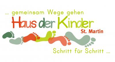 Vorschaubild zur Meldung: Haus der Kinder St. Martin - neue Homepage