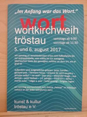 Foto zur Meldung: ATG bei der Tröstauer Wortkirchweih